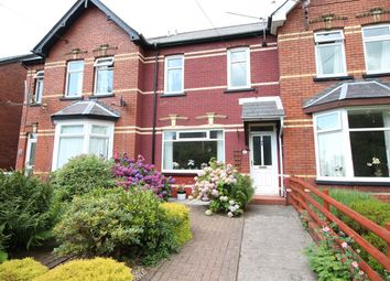 Thumbnail 3 bed terraced house for sale in Greenhill Road, Griffithstown, Pontypool
