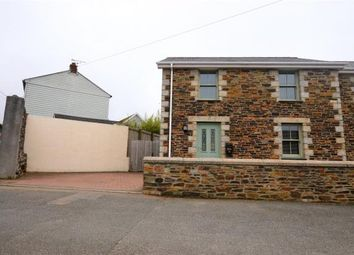 3 bed semi-detached house for sale in Scowbuds, Tuckingmill, Camborne, Cornwall TR14