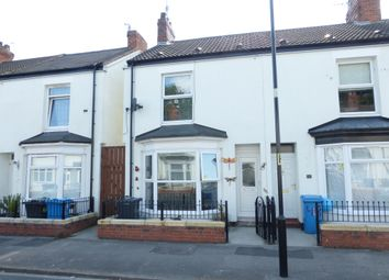 Thumbnail 2 bed end terrace house for sale in Camden Street, Hull