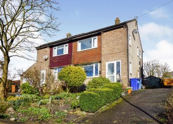 Thumbnail 3 bed semi-detached house for sale in Windsor Avenue, Skipton