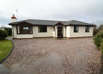 Thumbnail 3 bed detached bungalow to rent in Liverpool Road, Neston, Cheshire