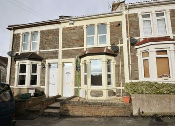 Thumbnail 3 bed terraced house to rent in Elton Road, Kingswood, Bristol