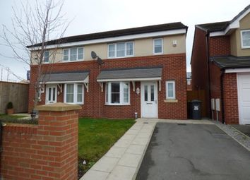 Thumbnail 3 bedroom semi-detached house for sale in Orrell Lane, Liverpool, Merseyside