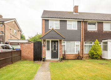 Thumbnail 3 bed end terrace house for sale in Chapple Drive, Haverhill