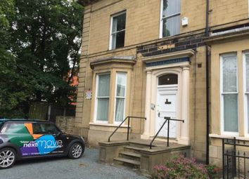 Thumbnail 4 bed flat to rent in Claremont, Bradford