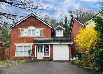 Thumbnail 4 bed property to rent in Forest Farm Road, Whitchurch, Cardiff