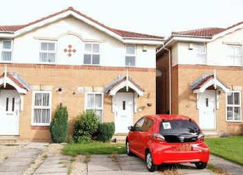Thumbnail 2 bed end terrace house to rent in Greenhills, Killingworth, Newcastle Upon Tyne