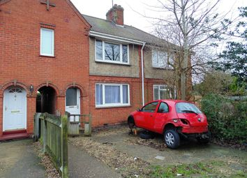 Thumbnail 2 bed terraced house for sale in Headlingley Road, Rushden, Northamptonshire