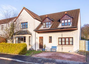 Thumbnail 5 bed detached house for sale in Maree Way, Glenrothes