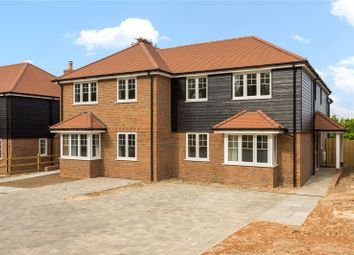 Thumbnail 4 bed semi-detached house for sale in Hammersley Lane, Penn, High Wycombe, Buckinghamshire