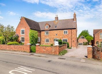 Thumbnail 5 bed detached house for sale in Wymeswold Road, Hoton, Loughborough, Leicestershire