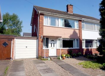 Thumbnail 3 bed semi-detached house for sale in Telford Road, Tamworth