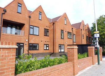 Thumbnail 2 bedroom flat to rent in Geddy Court, Hare Hall Lane, Gidea Park, Romford