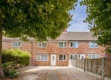 Thumbnail 3 bed terraced house for sale in Second Avenue, Rainworth, Mansfield