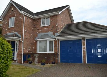 Thumbnail 4 bedroom detached house for sale in Roger Beck Way, Swansea