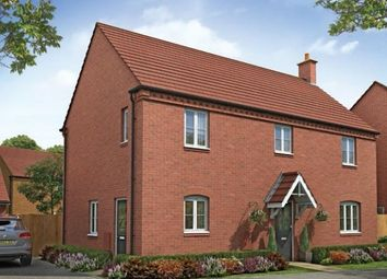 "Thumbnail 4 bed detached house for sale in ""The Holkham "" at Ashton Road, Roade, Northampton"