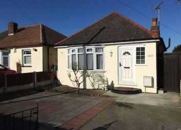 Thumbnail 2 bed detached bungalow to rent in Margate Road, Ramsgate