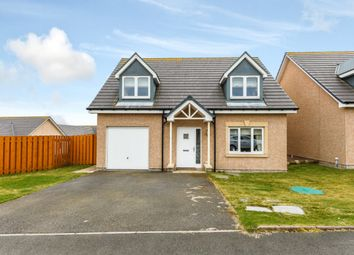Thumbnail 3 bed detached house for sale in Harvey Way, Inverurie, Aberdeenshire