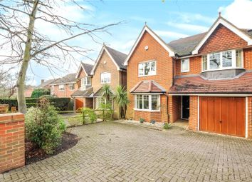 Thumbnail 4 bed detached house to rent in Nine Mile Ride, Wokingham, Berkshire