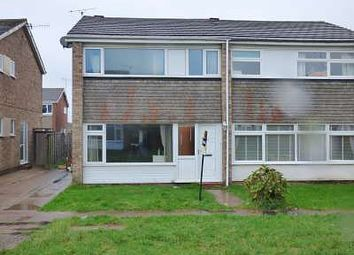 Thumbnail 3 bedroom terraced house to rent in Meadowside, Angmering, Littlehampton