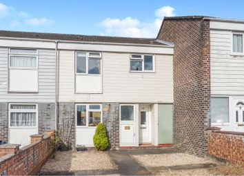 Thumbnail 3 bed terraced house for sale in Mercury Close Lordshill, Southampton