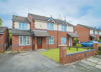 Thumbnail 4 bed semi-detached house for sale in Basford Road, Firswood, Manchester
