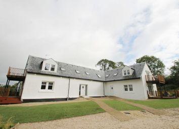 Thumbnail 6 bed detached house for sale in East Muirshiel Farm, Dunlop KA34Ej