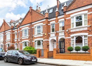 Thumbnail 4 bed terraced house to rent in Studdridge Street, London