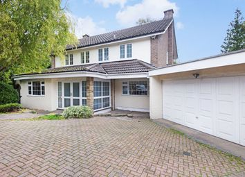 Thumbnail 4 bed detached house to rent in Greenwood Park, Kingston Upon Thames
