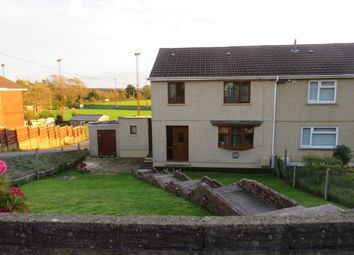Thumbnail 3 bed semi-detached house for sale in Dolafon, Bynea Llanelli