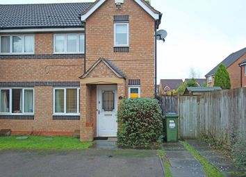 Thumbnail 3 bed semi-detached house for sale in Vyner Close, Leicester