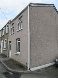 Thumbnail 3 bed end terrace house for sale in Pond Row, Cwmcarn, Newport
