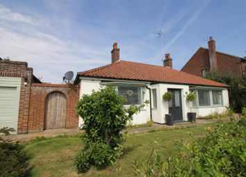 Thumbnail 4 bed detached bungalow for sale in Goodwin Road, Mundesley, Norwich