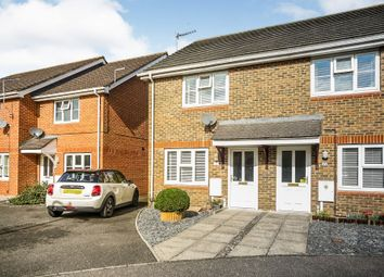 Thumbnail 2 bed semi-detached house for sale in Peter Candler Way, Kennington, Ashford