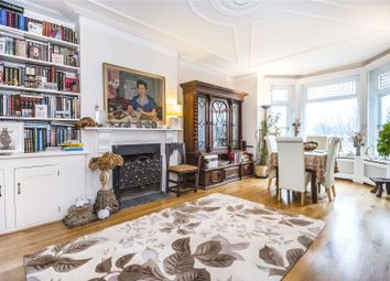 Thumbnail 4 bedroom flat for sale in Clapham Common North Side, London