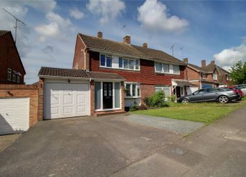 Thumbnail 3 bed semi-detached house for sale in Andrews Road, Earley, Reading, Berkshire