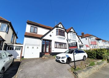 Thumbnail 5 bed semi-detached house to rent in Thames Drive, Leigh-On-Sea, Essex