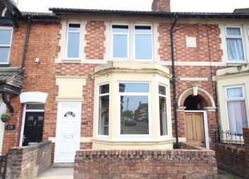 Thumbnail 1 bed terraced house to rent in St Peter's Avenue, Kettering