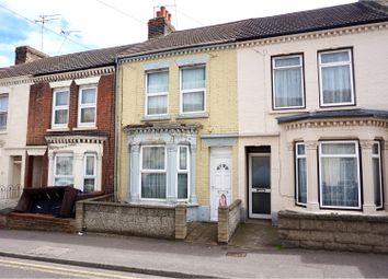Thumbnail 2 bed terraced house for sale in Richmond Road, Gillingham
