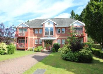 Thumbnail 2 bed flat for sale in Victoria Square, Mearnskirk Road, Newton Mearns, East Renfrewshire