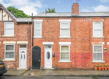 Thumbnail 2 bed terraced house for sale in Poplar Street, Mansfield Woodhouse, Mansfield, .