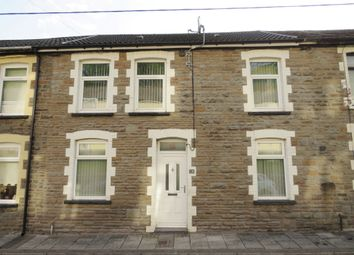 Thumbnail 2 bed terraced house for sale in Queens Road, Elliots Town, New Tredegar