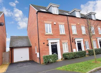 Thumbnail 4 bed end terrace house for sale in Peppercombe Avenue, Exeter
