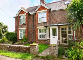 Thumbnail 2 bed terraced house for sale in West End, Herstmonceux, Hailsham