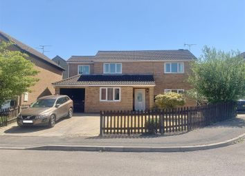 Thumbnail 4 bed detached house for sale in West View, Cinderford