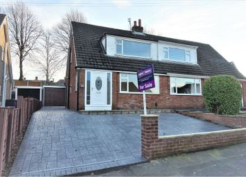 Thumbnail 2 bed semi-detached house for sale in Cornwall Road, Blackburn