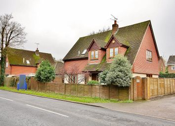 Thumbnail 4 bed detached house for sale in Broadmead Road, Old Woking, Woking