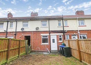 Thumbnail 2 bed terraced house for sale in Briardale, Consett