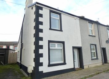 Thumbnail 3 bedroom end terrace house for sale in Parkside Road, Cleator Moor, Cumbria