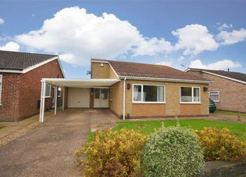 Thumbnail 3 bed bungalow for sale in Redwing Close, Skellingthorpe, Lincoln